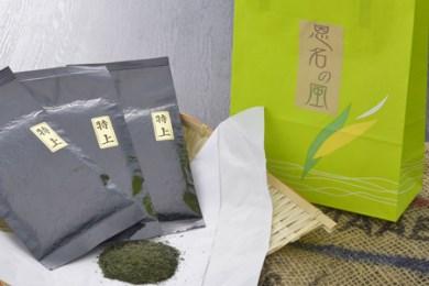 18.恩名の風「古河市厳選茶セット」100g×3袋