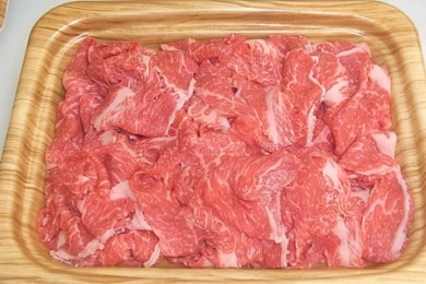 32.☆どんな料理にも使える肉の万能選手☆こがの里牛 切り落とし1kg
