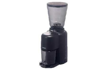 BE08_HARIO EVC-8B V60電動コーヒーグラインダーコンパクト(ブラック)