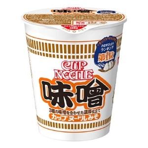 カップヌードル 味噌 1ケース(20食入)【1107500】
