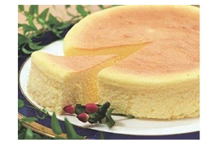 鹿島セントラルホテルのこだわりチーズケーキ(5号サイズ×2)