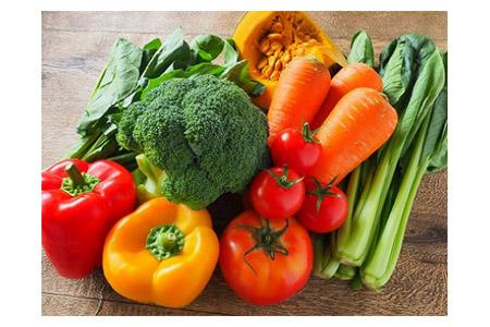 かみす農産物直売所よりお届け!旬の野菜詰合せ(5~7品)