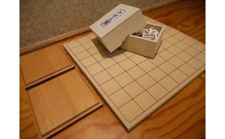 【将棋盤】6号 接合盤(卓上用)セット