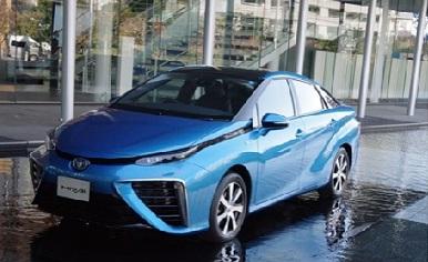 1030 【平日限定】水素自動車を体験しよう!トヨタ・ミライ 境町近隣ドライブ(道の駅さかいペア食事券付)