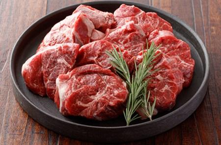(297)茨城県産特選黒毛和牛とろけるすね肉1000g