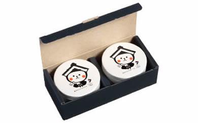 B013とち介の缶入り茶あめ30g×2缶 【15p】