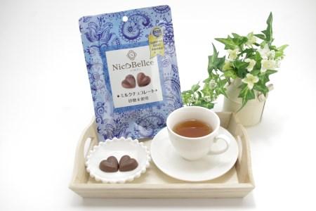 【AM02】【砂糖未使用ニコベルチェ】ミルクチョコレート【15pt】