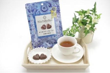 AM17 【砂糖未使用ニコベルチェ】ミルクチョコレート