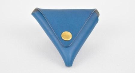 AF474 minca/Coin purse 01/BLUE