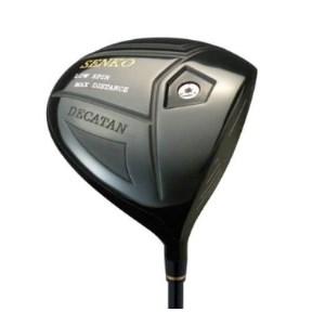 ゴルフクラブ 超・高反発短尺ドライバー デカタンセンコウ R 特別仕様モデル【1233868】