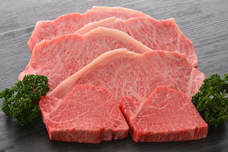 【2609-0008】【とちぎ和牛】サーロイン&ヒレステーキセット 約1.2kg