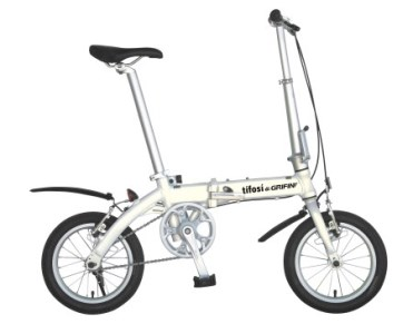 D-12ホールディングバイク《折りたたみ自転車》