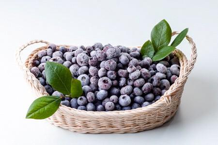 [竹内農園]冷凍ブルーベリー1kg