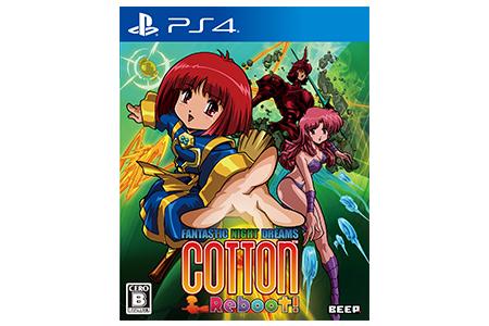 【通常版】コットンリブート!PS4ゲームソフト