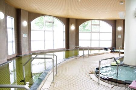H-2コース 交流促進センター幽泉閣入浴券(3枚)