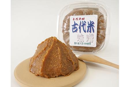 【2622-0024】自然発酵 古代米味噌