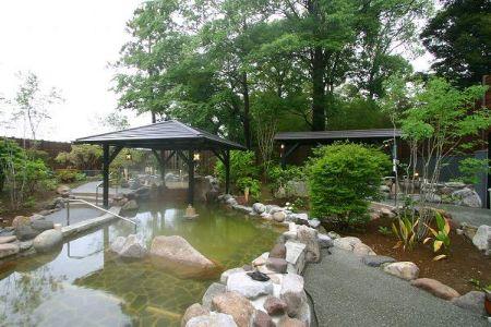 【2622-0001】杉戸天然温泉 雅楽の湯 入館ペアチケット
