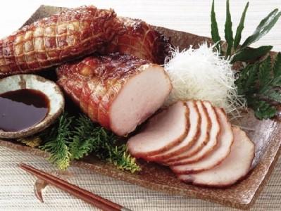 [5940-0089]神奈川県産相模豚 焼豚
