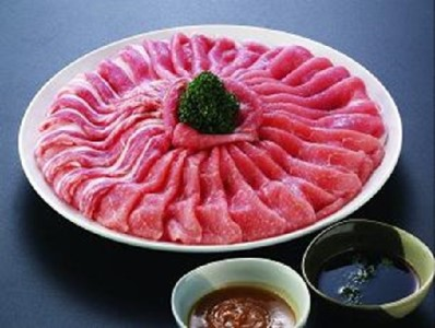 [5940-0091]神奈川県産相模豚 しゃぶしゃぶ