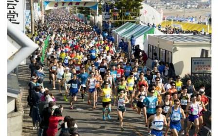 2-44【ハーフマラソン】三浦国際市民マラソンふるさと納税特別エントリー