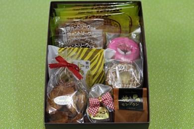005-33アンデス橋本のお菓子詰合せ