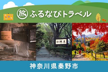 【有効期限なし!旅行で使える】神奈川県秦野市トラベルポイント
