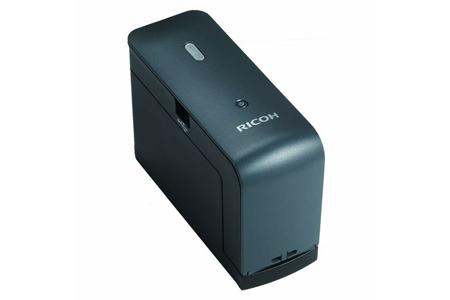 【2618-0063】リコー ハンディープリンター Handy Printer(ブラック)