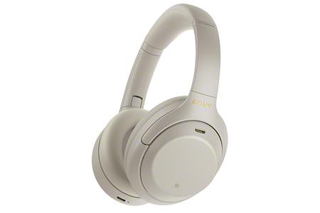 【2618-0066】ソニー ワイヤレスノイズキャンセリングステレオヘッドセット WH-1000円XM4(S) プラチナシルバー