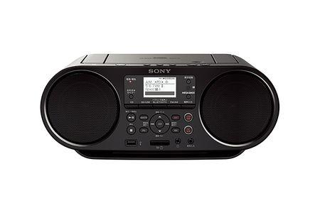 【2618-0007】ソニーCDラジオ ZS-RS81BT