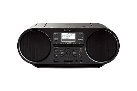 【2618-0024】ソニーCDラジオ ZS-RS81BT