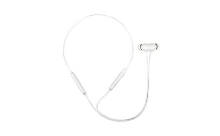 10分の充電で、約2時間再生 AAC対応 Bluetooth ネックバンド型 ワイヤレスイヤホン OWL-BTEP17-WH