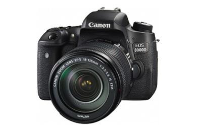 [№5820-0040]一眼デジタルカメラ EOS8000D STMレンズキット