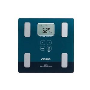 【2608-0013】オムロン 体重体組成計 両足測定タイプ(グリーン)