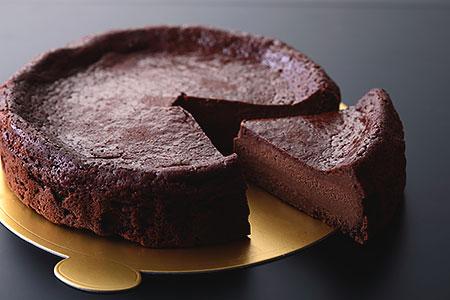 【2603-0002】 モンテローザ 生チョコレートケーキ