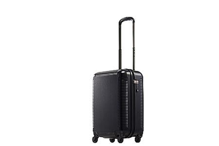 【2611-0036】日本製スーツケース ace.ウィスクZ 32L ブラック 04021-01