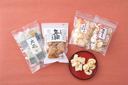 I10 さくら堂ふる里セットM(米菓7種類)