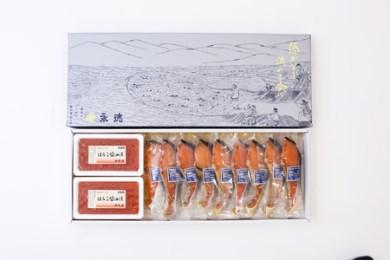 B-10 塩引き鮭・はらこ・醤油漬セット