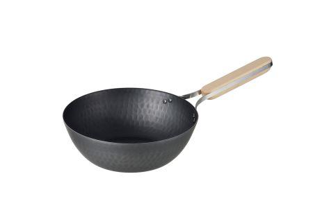 EN-011 enzo (エンゾウ) 鉄中華鍋22cm