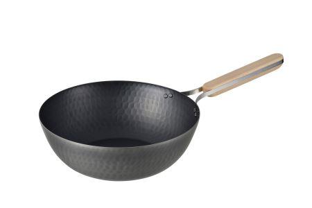 EN-012 enzo (エンゾウ) 鉄中華鍋26cm