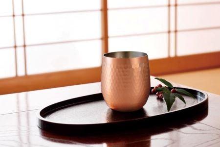 純銅ロックカップ340mlペアセット
