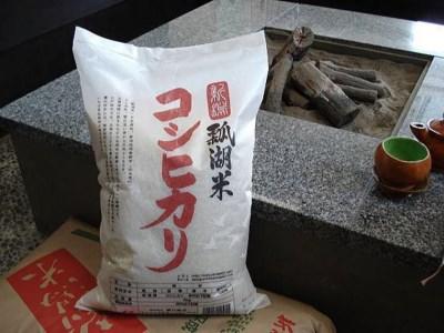 A-3. 新潟産コシヒカリ瓢湖米 5kg