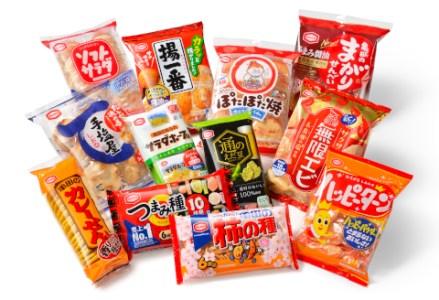 A-52.亀田製菓 米菓詰合せセット