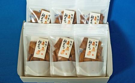 H28年度「新潟うまいもの」推奨品 『柿のかき餅』