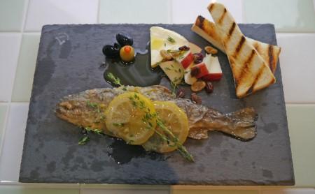新潟が育てた渓流魚3種をオリーブオイルで食べ比べセット