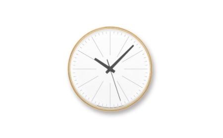 ラインの時計 PLY[電波時計]/(YK18-17)Lemnos レムノス 時計