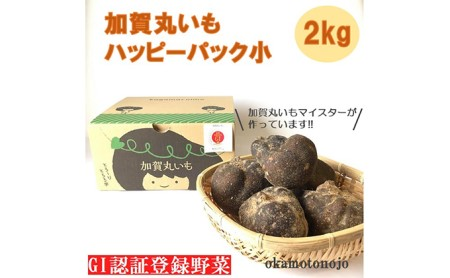 [№5784-0140]加賀のまる芋ハッピーパック(小)