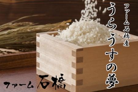 10 うらうすの夢(ブレンド米) 5kg