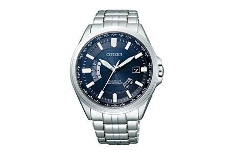 シチズン腕時計 エコ・ドライブ電波時計 CB0011-69L (BOX付)