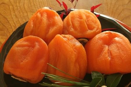1-1-71 南アルプス天空舎が贈る「上宮地産あんぽ柿平核無L,Mを9~12個」