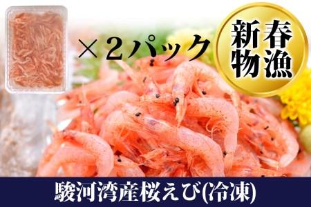 A5-62 駿河湾産桜えび100g×2パック